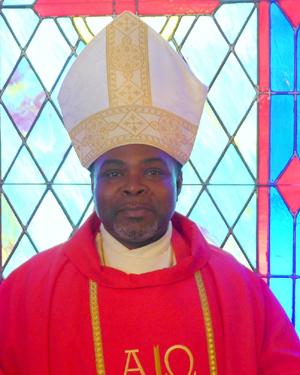 The Rt Revd Andre Cross
