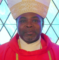 The Rt Revd Andre Cross
