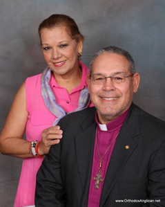 The Rt Revd Luis Morales, OSB